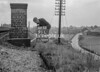 SJ878791L, Ordnance Survey Revision Point photograph of Greater Manchester