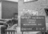 SJ829176L, Ordnance Survey Revision Point photograph in Greater Manchester