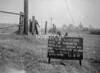 SJ819312A, Ordnance Survey Revision Point photograph in Greater Manchester
