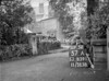 SJ839157A, Ordnance Survey Revision Point photograph in Greater Manchester
