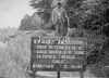 SJ839141B, Ordnance Survey Revision Point photograph in Greater Manchester