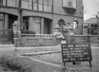 SJ819447A, Ordnance Survey Revision Point photograph in Greater Manchester
