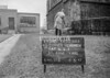 SJ819328B, Ordnance Survey Revision Point photograph in Greater Manchester