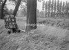 SJ839145W, Ordnance Survey Revision Point photograph in Greater Manchester