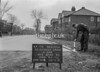 SJ819417A, Ordnance Survey Revision Point photograph in Greater Manchester