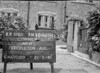 SJ829157L, Ordnance Survey Revision Point photograph in Greater Manchester