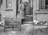 SJ829438B, Ordnance Survey Revision Point photograph in Greater Manchester