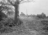 SJ839125W, Ordnance Survey Revision Point photograph in Greater Manchester