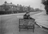 SJ829251C, Ordnance Survey Revision Point photograph in Greater Manchester