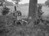 SJ839112A, Ordnance Survey Revision Point photograph in Greater Manchester
