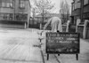 SJ819362B, Ordnance Survey Revision Point photograph in Greater Manchester