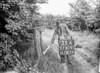 SJ819135A, Ordnance Survey Revision Point photograph in Greater Manchester