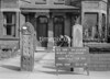 SJ819461A, Ordnance Survey Revision Point photograph in Greater Manchester