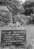SJ839244B, Ordnance Survey Revision Point photograph in Greater Manchester