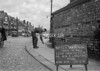 SJ819452A, Ordnance Survey Revision Point photograph in Greater Manchester