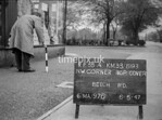 SJ819355A, Ordnance Survey Revision Point photograph in Greater Manchester