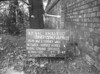SJ839244C, Ordnance Survey Revision Point photograph in Greater Manchester