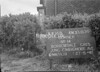 SJ839116B, Ordnance Survey Revision Point photograph in Greater Manchester