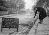 SJ829487A, Ordnance Survey Revision Point photograph in Greater Manchester