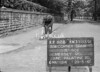 SJ839182B, Ordnance Survey Revision Point photograph in Greater Manchester