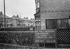 SJ819448C, Ordnance Survey Revision Point photograph in Greater Manchester