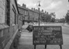 SJ829333B, Ordnance Survey Revision Point photograph in Greater Manchester