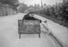 SJ839243B, Ordnance Survey Revision Point photograph in Greater Manchester