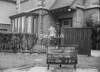 SJ819371K, Ordnance Survey Revision Point photograph in Greater Manchester