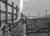 SJ829355C, Ordnance Survey Revision Point photograph in Greater Manchester