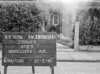 SJ829187K, Ordnance Survey Revision Point photograph in Greater Manchester