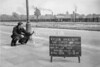 SJ839222B, Ordnance Survey Revision Point photograph in Greater Manchester