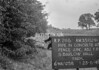 SJ829126B, Ordnance Survey Revision Point photograph in Greater Manchester