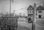 SJ839397B, Ordnance Survey Revision Point photograph in Greater Manchester