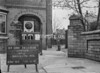 SJ819496K, Ordnance Survey Revision Point photograph in Greater Manchester