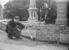 SJ829285D, Ordnance Survey Revision Point photograph in Greater Manchester