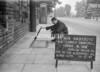 SJ829282A, Ordnance Survey Revision Point photograph in Greater Manchester