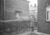 SJ829176R, Ordnance Survey Revision Point photograph in Greater Manchester