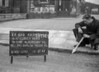 SJ829282B, Ordnance Survey Revision Point photograph in Greater Manchester