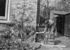 SJ839161A, Ordnance Survey Revision Point photograph in Greater Manchester