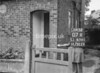 SJ839107R, Ordnance Survey Revision Point photograph in Greater Manchester