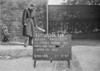 SJ839255A, Ordnance Survey Revision Point photograph in Greater Manchester