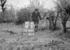 SJ819116B, Ordnance Survey Revision Point photograph in Greater Manchester