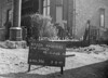 SJ819382A, Ordnance Survey Revision Point photograph in Greater Manchester