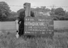 SJ829119A, Ordnance Survey Revision Point photograph in Greater Manchester