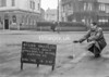 SJ829409A, Ordnance Survey Revision Point photograph in Greater Manchester