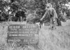 SJ839137B, Ordnance Survey Revision Point photograph in Greater Manchester