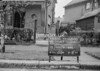 SJ819370L, Ordnance Survey Revision Point photograph in Greater Manchester