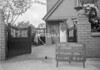 SJ819258C, Ordnance Survey Revision Point photograph in Greater Manchester