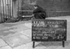 SJ839258C, Ordnance Survey Revision Point photograph in Greater Manchester
