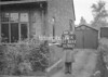 SJ829270K, Ordnance Survey Revision Point photograph in Greater Manchester